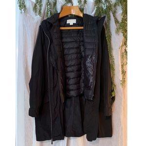 Michael Kors women's raincoat, size XL